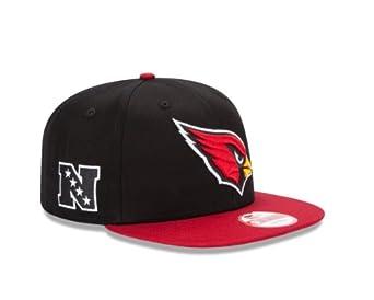 NFL Arizona Cardinals Baycik 9Fifty Snapback Hat by New Era