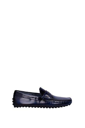 mocassins-tods-homme-cuir-baltique-et-noir-xxm0wg00011aktu803-bleu-405eu