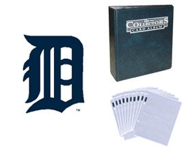 Detroit Tigers Baseball Cards w  Collector