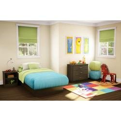Cheap Kids Bedroom Furniture Set 1 in Chocolate – South Shore Furniture – 3159-BSET-161 (3159-BSET-161)