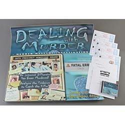 Dealing With Murder: Fatal Error Kit