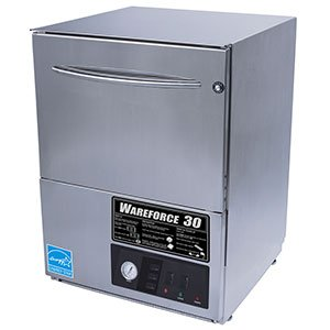 Wareforce UL30 Low Temperature Undercounter Dishwasher – Chemical Sanitizing (WF-UL30 115)
