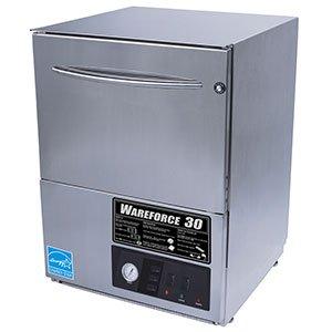 Wareforce UL30 Low Temperature Undercounter Dishwasher – Chemical Sanitizing (WF-UL30 115)