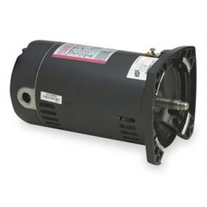 Buy 1.5 hp 3450rpm 48Y Frame 115/230 volts Square Flange pool pump replacement motor AO Smith #USQ1152 (AO Smith Electric Motors, Lighting & Electrical, Electrical, Electric Motors)