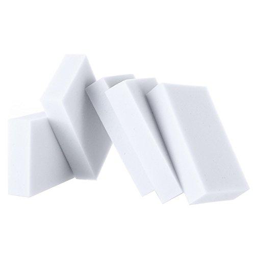 dodorm (TM) Grigio Esponja magica para Limpeza spugna magica Cleaner Eraser in melamina spugna Cleaner Eraser Kithen accessori 50Pcs/pack