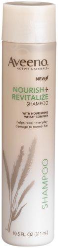 Aveeno Nourish Plus Revitalize Shampoo, 10.5 Ounce Bottle front-278499