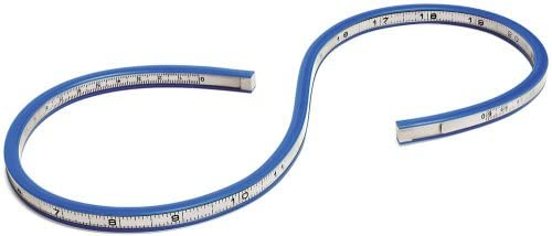 MLCS 9327 Woodworking 36-Inch Flexible Curve Ruler