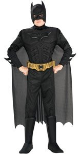 Dark Knight Batman Muscle Chest Child Costume