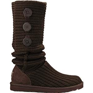 c5c26b6a9d1 UGG Australia Womens Classic Cardy Boot Java Size 6   Hot Winter Shoes