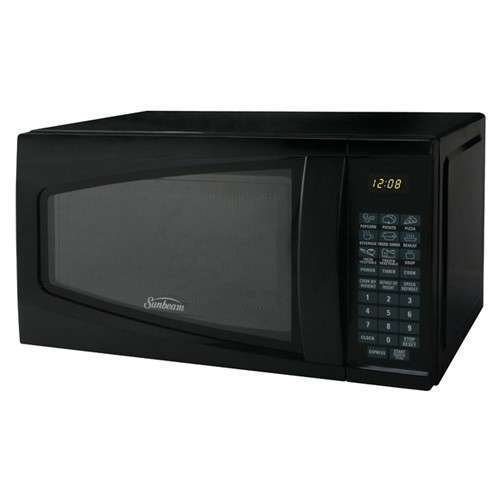 Countertop Microwave Dimensions front-481489