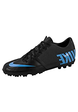 Nike Bomba Pro II turf (580446-040) Black/Blue Hero-Dark Charcoal MENS 9