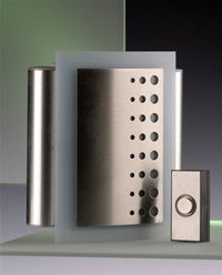 Byron SX 208 Wireless Doorbell Electronics