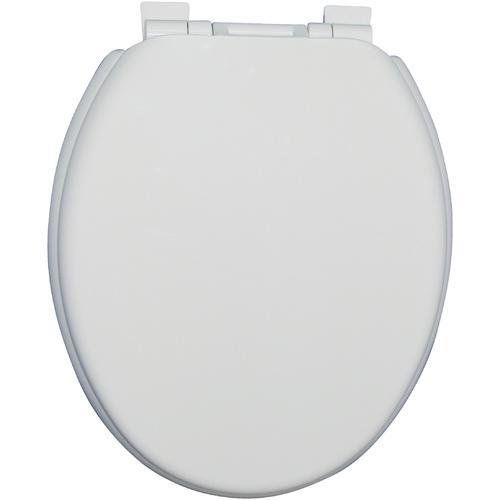 Woolworths Plastic Toilet Seat (White)