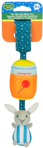 Kids Preferred Goodnight Moon On-The-Go Toy, Bunny Chime (Discontinued by Manufacturer)