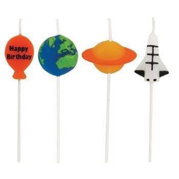 Space Blast Pick Candles - 1
