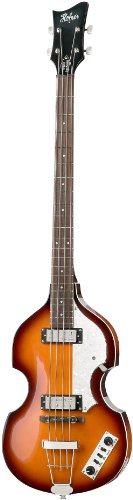 Hofner Icon Series Beatle Bass Sunburst