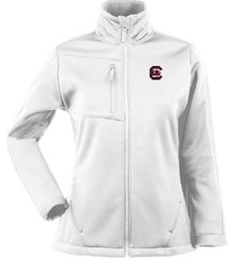 NCAA South Carolina Gamecocks Traverse Jacket Ladies by Antigua