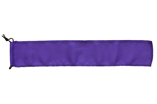 Smart RB-S1 Multicolour Cotton Soprano Fife Whistle Recorder Bag Purple 14.5
