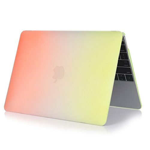 Color Crystal Protective Hard Case Cover for Macbook Air 12