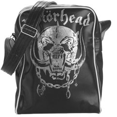 Motörhead Tasche Black War Pig Flight Bag Messenger