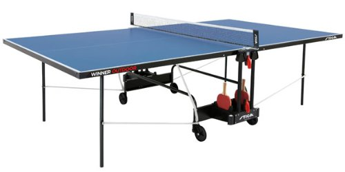 Stiga Ping Pong Winner Outdoor Blu