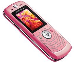 Motorola - L6 pink