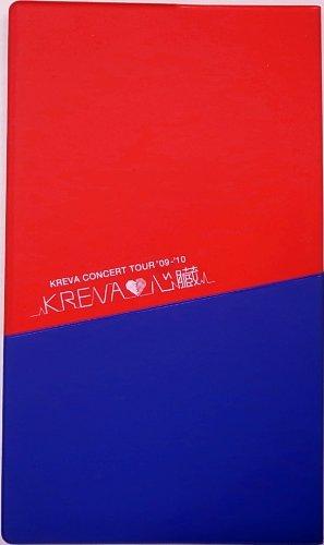 KREVA 2010 スケジュールノート(ステッカー付)