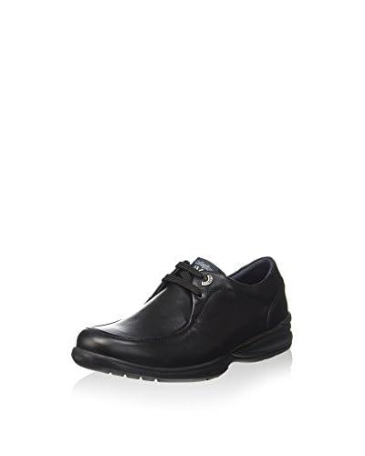 CallagHan Zapatos de cordones Negro