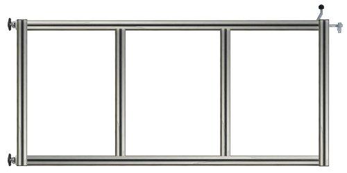 gartentor hoftor preisvergleiche erfahrungsberichte und. Black Bedroom Furniture Sets. Home Design Ideas