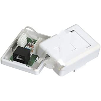 Ethernet Outlet Box Cover With Telephone Ethernet Free