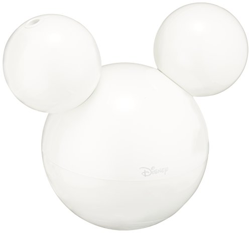 middle×Disney 超音波式加湿器 ホワイト DS-KW1201(WH)
