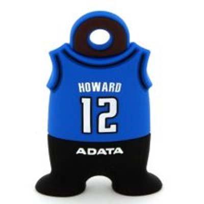 ADATA ADA-ATNBA-4G-MDH NBA Dwight Howard 4 GB USB 2.0 Flash Player
