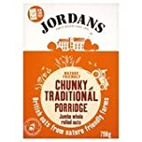 Jordans Porridge Oats Conservation Grade 750g