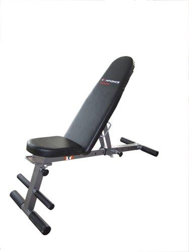 savekoma confidence fitness banc de gym. Black Bedroom Furniture Sets. Home Design Ideas