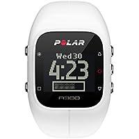 Polar A300 Fitness Tracker and Activity Monitor (White)
