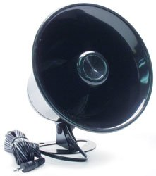 """Roadpro Rp-250R 5"""" 15W Paging Horn"""