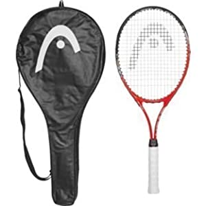 Head Andy Murray TI Radical 27 Inch Tennis Racket, Light Weight Entry Level Adult Racket Featuring o' beam Aluminium Technology by Head Andy Murray- TI Radical 27 Inch Tennis Racket