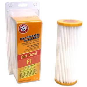 Arm & Hammer Dirt Devil F1 Hepa Filter front-417067