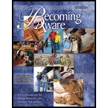 img - for BECOMING AWARE: A TEXT/WORKBOOK FOR HUMAN RELATIONS AND PERSONAL ADJUSTMENT book / textbook / text book
