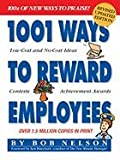 img - for 1001 Ways To Reward Employees, 2nd edition.[Paperback,2005] book / textbook / text book