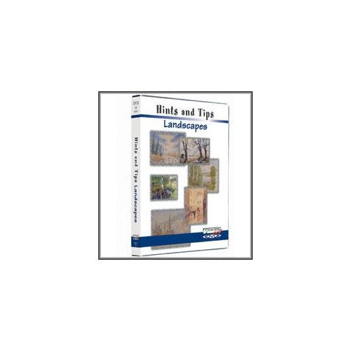 Hints And Tips - Landscapes Dvd