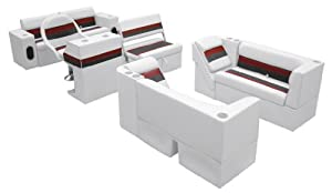 Wise Deluxe Large Pontoon Traditional Group by Deluxe Pontoon Series