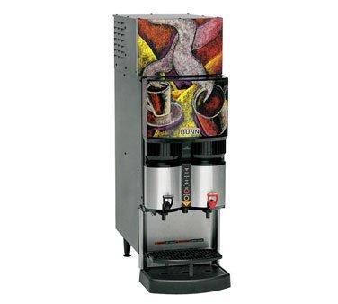 Bunn Liquid Coffee Refrigerated Dispenser -Lcr-2-0038