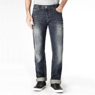 Firetrap Rom G2 Signet Mens Jeans Signet 32 L34