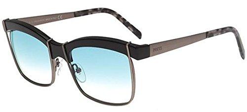 emilio-pucci-ep0058-rechteckig-injektiert-damenbrillen-black-ruthenium-grey-azure-shaded01w-a-56-18-