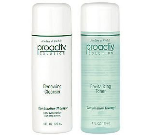 Proactiv Full Size Cleanser &amp; Toner Combo