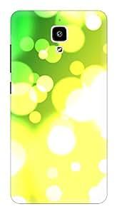 Generic Hard Printed Back Cover for Xiaomi Mi4 (Multicolor)
