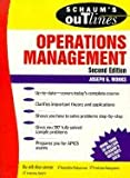 img - for Operations Management : Schaums Outline