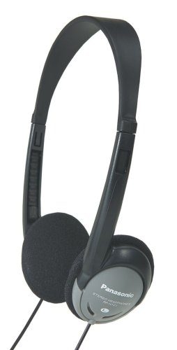 Panasonic (Rp-Ht21) 10-Pack Lightweight Headphones With Xbs
