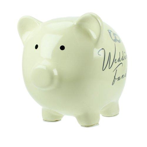 Large Wedding Fund Piggy Bank